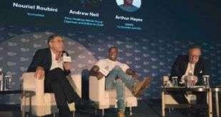 Глава BitMEX против Нобелевского лауреата: состоялся батл Артура Хейса и Нуриэля Рубини