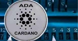 Криптовалюта Cardano опустилась ниже уровня 0,032053, падение составило 2%