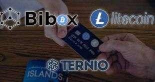 Litecoin вместе с Bibox и Ternio выпускает дебетовую карту BlockCard