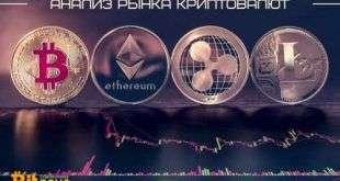 Анализ рынка криптовалют на 22.08.2019