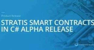 Финтех компания Stratis анонсировала альфа-версию смарт-контрактов на C#