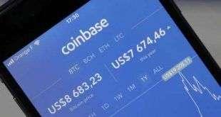 Криптовалютная биржа Coinbase подтвердила возможность вывода средства через Paypal