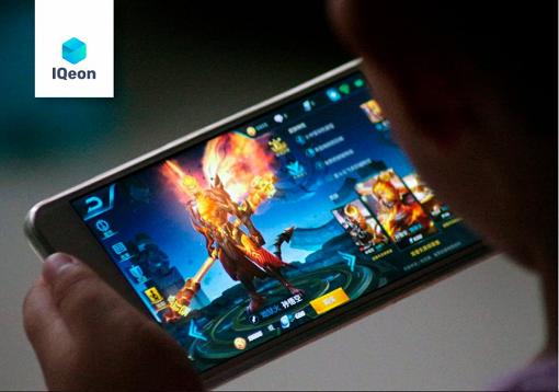 Игровая платформа IQeon позволит геймерам быстро и защищенно зарабатывать с помощью собственного интеллектуального потенциала
