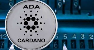 Криптовалюта Cardano опустилась ниже уровня 0,028638, падение составило 5%