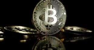 Криптовалюта Биткоин опустилась ниже уровня 6.445,4, падение составило 1%