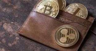 Криптовалюта Биткоин опустилась ниже уровня 6.712,5, падение составило 0,97%