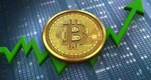 За десять лет стоимость биткоина взлетела более чем на 800 млн процентов