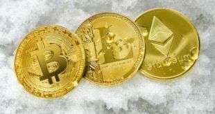 Криптовалюта Эфириум поднялась выше $267,16, показав рост на 1%