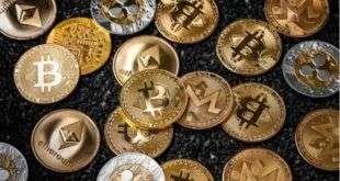 Криптовалюта Эфириум опустилась ниже уровня 132,03, падение составило 2%