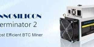 Компания Innosilicon анонсировала Terminator 2 Bitcoin ASIC Miner