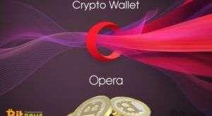 В браузере Opera для Android появился встроенный Bitcoin кошелёк