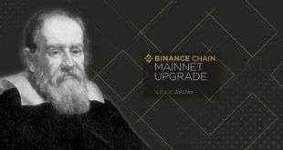 Binance успешно завершила модернизацию своей сети «Галилео»