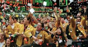 Действия брокеров на фондовых биржах во время торгов