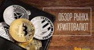 Обзор рынка криптовалют на 22.10.2019