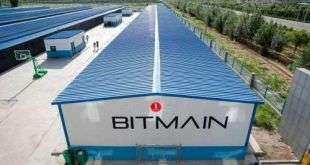 Bitmain запускает крупную ферму по добыче Bitcoin в Техасе