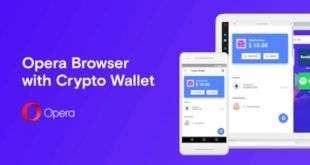 Opera представила браузерный крипто-кошелек
