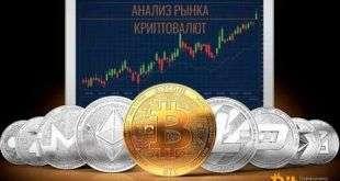 Рынок криптовалют торгуется в боковом тренде