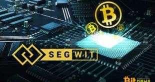 Количество Segwit транзакций достигло исторического максимума