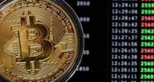 Волатильность биткоина в феврале достигла 10-месячного максимума