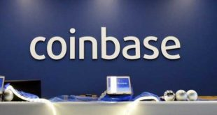 В кошельках Coinbase хранятся активы на сумму $90 млрд