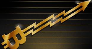 Рост цены Bitcoin возобновился – курс вновь вернулся к $8,000