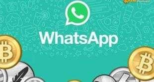 В WhatsApp добавлен бот, которыйпозволяет пользователям совершать переводы в криптовалюте