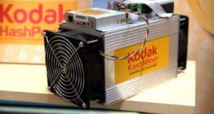 Kodak дистанцировался от майнинговых установок, представленных как ASIC от Kodak в январе