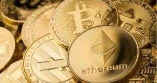 Криптовалюта Эфириум опустилась ниже уровня 170,73, падение составило 0,01%
