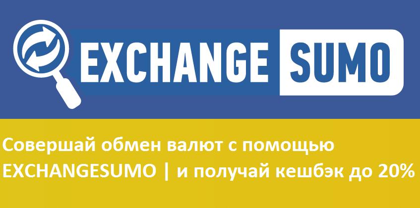 Обзор сервиса обмена криптовалюты – ExchangeSumo
